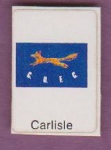 Carlisle United Badge (B)